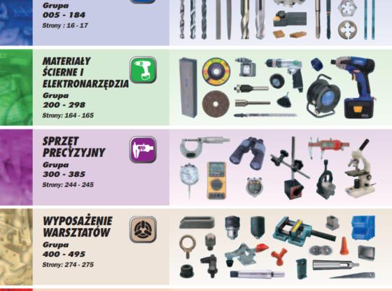 cromwell katalog narzędzi